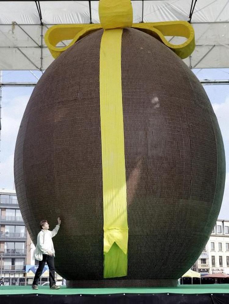 L'uovo del Guinnes