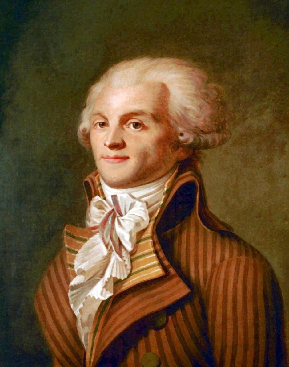 Ritratto di Robespierre