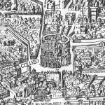 Il Colosseo in una illustrazione medievale