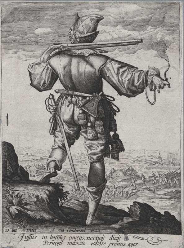 Archibugiere del XVI secolo