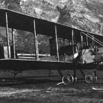 Il bombardiere Caproni 450