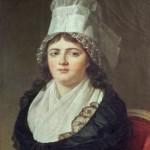 Gabrielle Charpentier, moglie di Danton