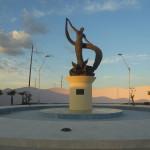 Monumento per le donne uccise a Ciudad Juárez