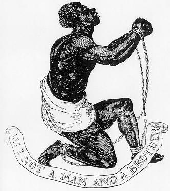 Il simbolo della British Anti Slavery Society, 1795