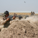 Soldati iracheini addestrati dalle forze statunitensi, Iraq