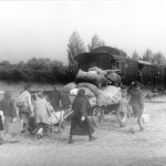 Profughi tedeschi a Berlino nel 1946