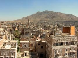 La città vecchia di San'a