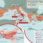 Le guerre servili nell'impero romano
