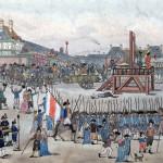 Esecuzione di Robespierre e Saint-Just