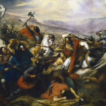 La battaglia di Poitiers, di Charles de Steuben