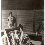 Muselmann dopo la liberazione (da archivio Yad Vashem)