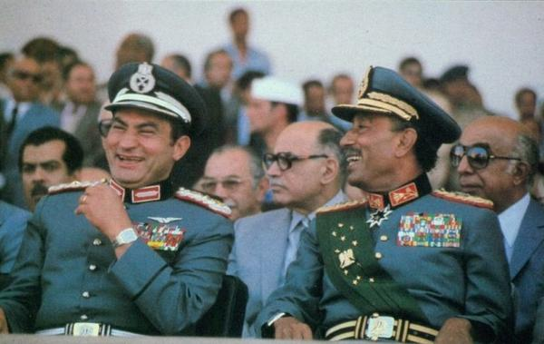 Sadat_-_Mubarak