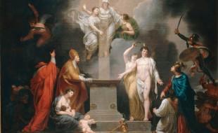 Allegoria del concordato del 1801, di Pierre Joseph-celestin-francois