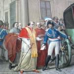Pio VII arrestato dal generale Radet la notte del 5-6 luglio1809 - Benoit Lhoest