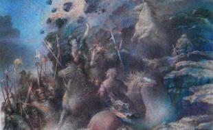 La battaglia delle Scalelle, di Lanfranco Raparo