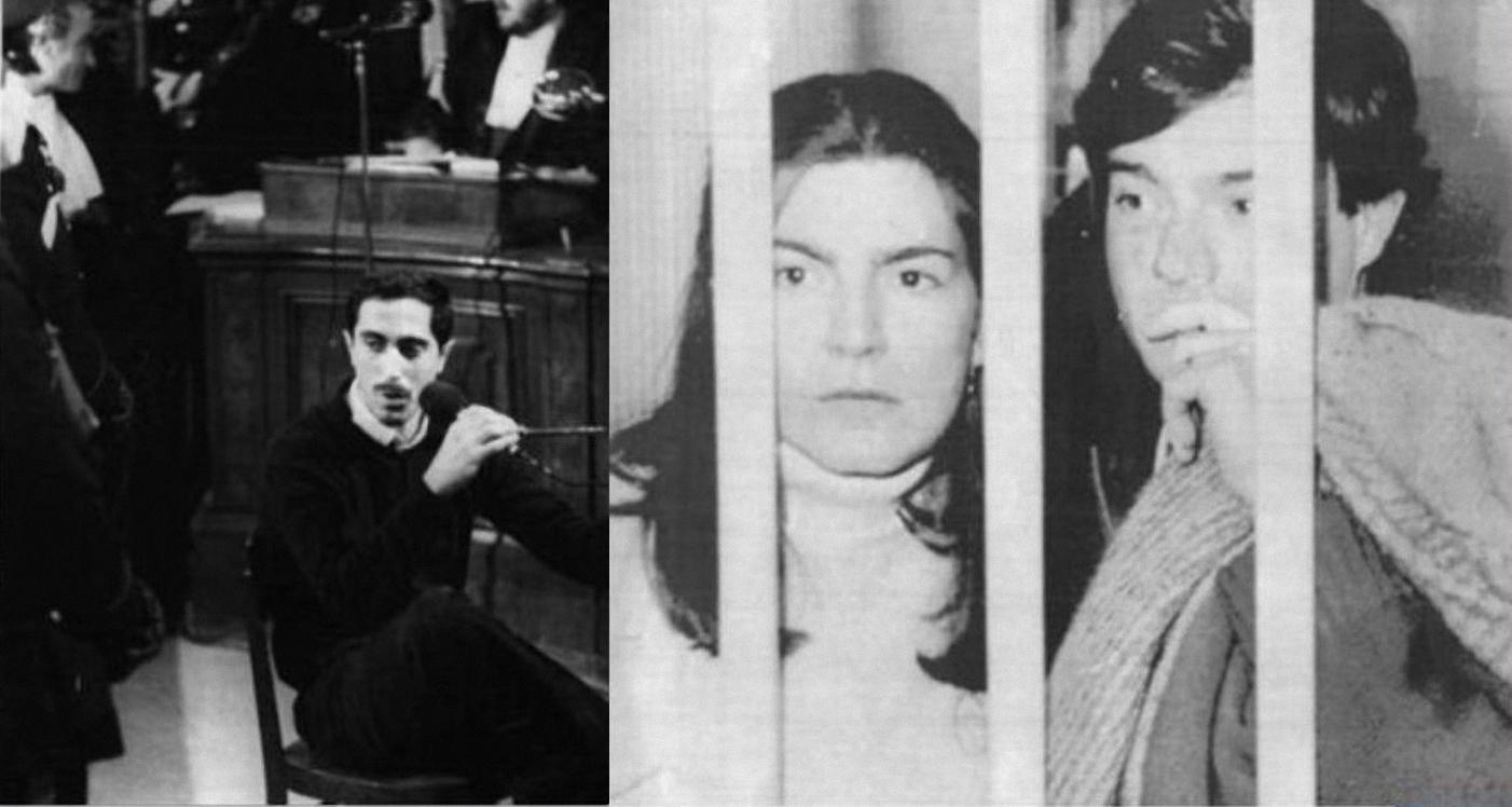 Gilberto Cavallini, Francesca Mambro e Giusva Fioravanti