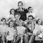 La famiglia Goebbels nel 1941