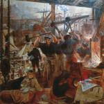 Iron and coal, di William Bell Scott