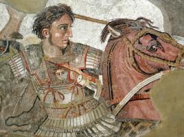 Alessandro alla battaglia di Isso