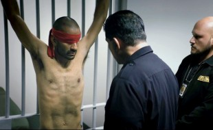 Una immagine tratta dal documentario La Tumba.