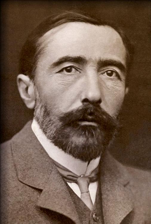 Joseph Conrad nel 1904
