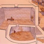 Ricostruzione del carcere Tullianum