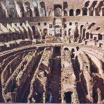 Interno del Colosseo