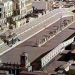 Una ricostruzione del circo Massimo