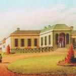Longwood House nel 1816