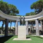 Il cimitero militare americano di Nettuno