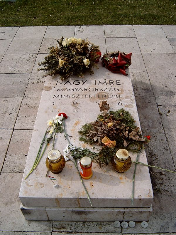 La tomba a Budapest