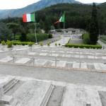 Il sacrario militare italiano di Mignano Montelungo