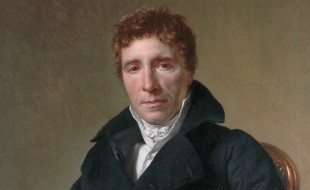 Emmanuel Joseph Sieyès, by Jacques-Louis David
