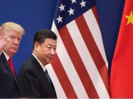 TOPSHOT-CHINA-US-TRUMP-POLITICS-DIPLOMACY