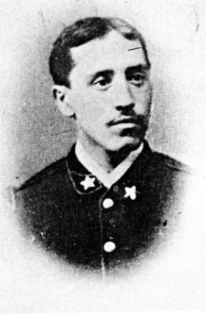 "Luigi Granotti, il ""Biondino"""