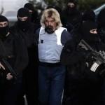 L'arresto di Christodoulos Xiros