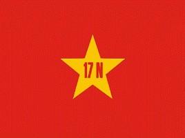 La bandiera dell'organizzazione terroristica