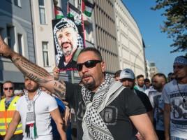 Manifestazione antisionista a Berlini (2014) - Boris Niehaus