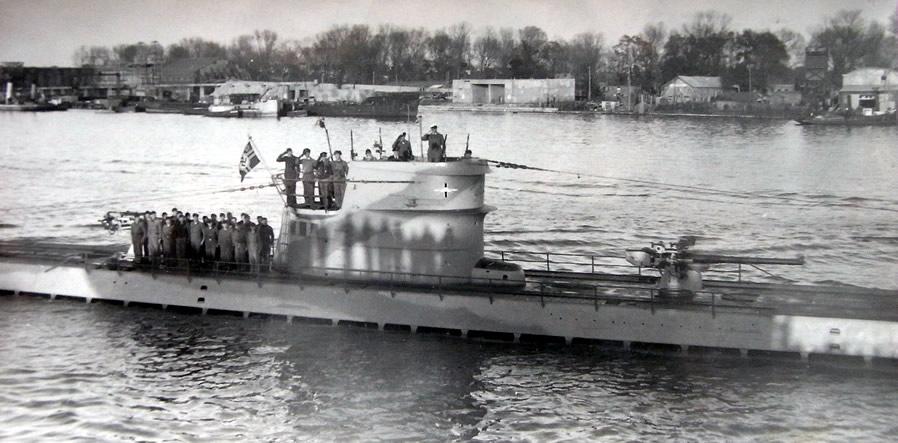 Il sommergibile U-176