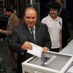 Bouteflika alle elezioni del 2012