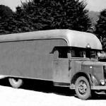 Uno dei modelli Saurer-Gaswagen