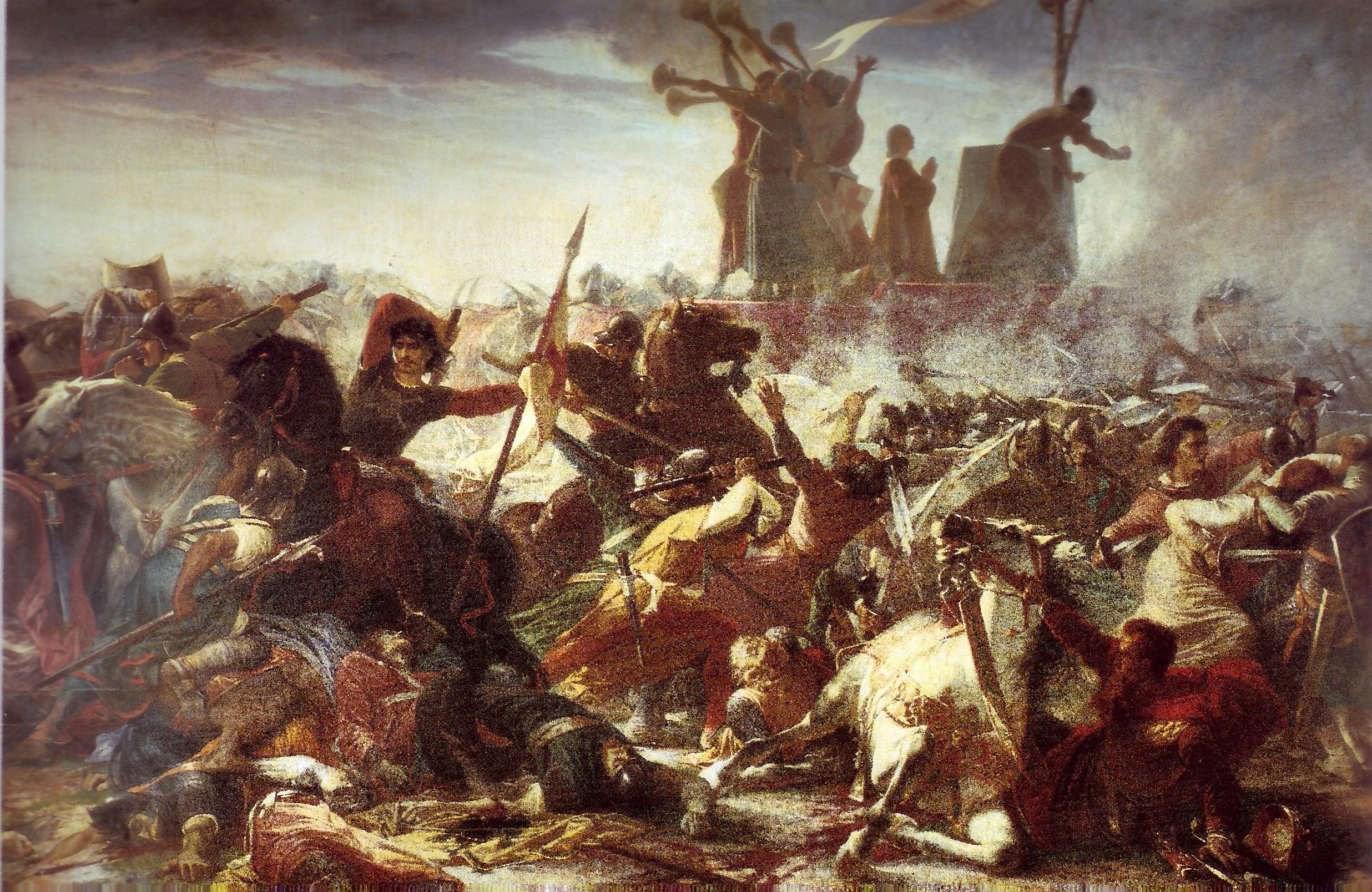 La battaglia di Legnano, di Amos Cassoli