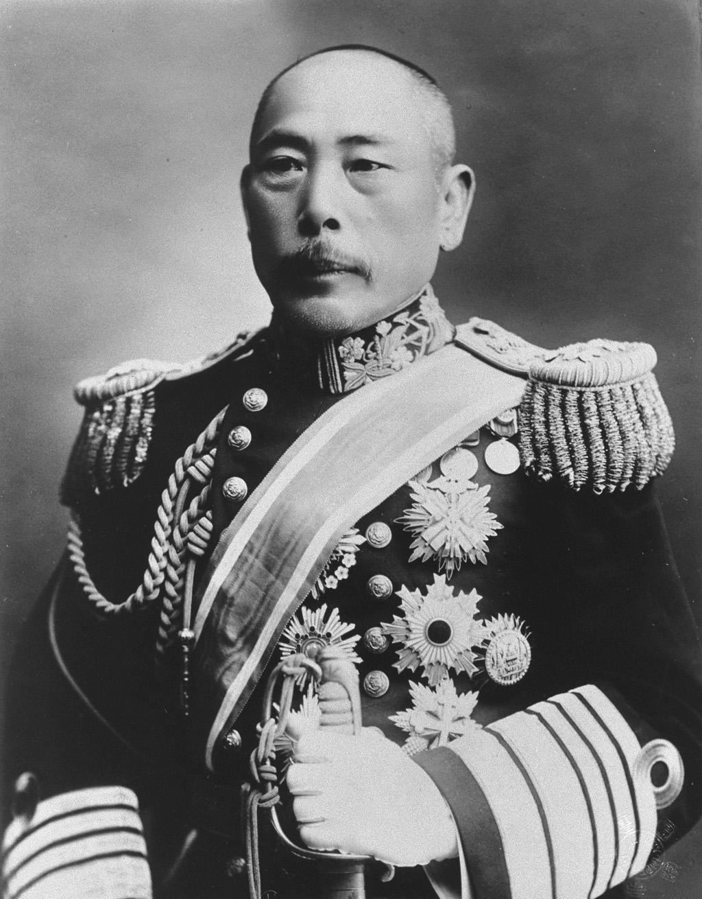 Il viceammiraglio Kamimura