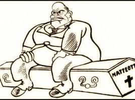 Vignetta tratta da Il Becco Giallo