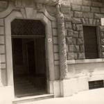 L'ingresso della casa di Matteotti