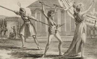 Le armi della Repubblica sconfiggono la congiura degli Eguali che attenta alla Francia