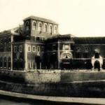 L'ospedale dei Fatebenefratelli nel 1934