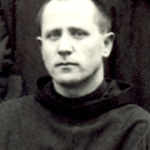 Frate Maurizio Bialek nel 1947