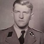 Il capitano delle SS Theo Dannecker: guidò la razzia degli ebrei a Roma il 16 ottobre 1943