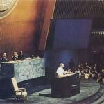 Paolo VI alle Nazioni Unite